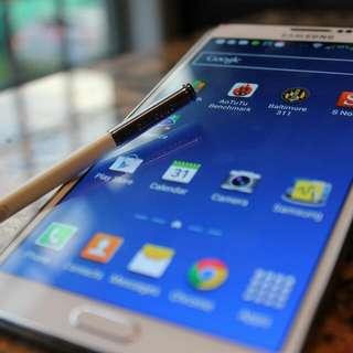 Samsung Note 3 + 7300mah Batt! + 2 Waterproof Casing. Slight Nego