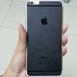 Apple iphone6 Plus 64g 金色 5.5吋 i6 Plus 64