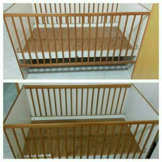 Baby Cot for Sales