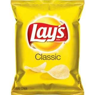 Costco好市多代購Lay's樂事經典原味洋芋片