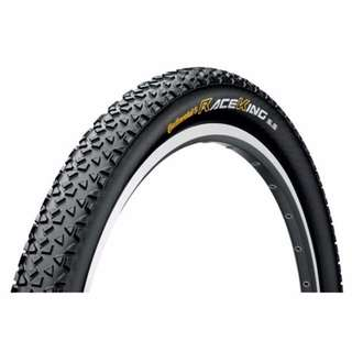 Continental Race King II 2.2 Foldable 27.5x2.2 Tyres - Quantity 2