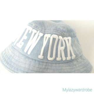 NEWYORK漁夫帽🎩(長洲購入)