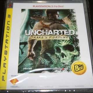 PS3 秘境探險:黃金城秘寶BEST-中英文合版(全新未拆封)