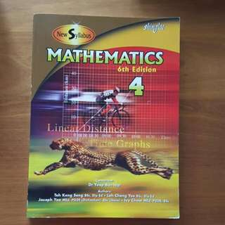 Shinglee Mathematics Workbook 4