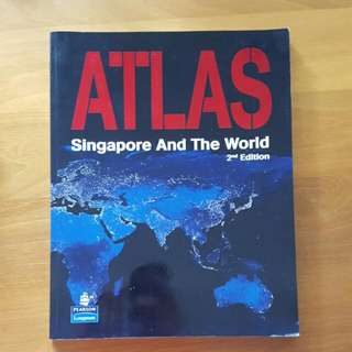 Atlas: Singapore And The World 2nd Edition