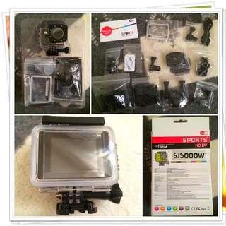 SJ5000W運動攝影機