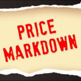MARKDOWN CLEARANCE SALES
