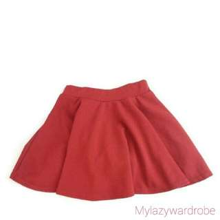 桃紅色迷你半截短裙👗