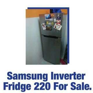 Samsung Fridge 220
