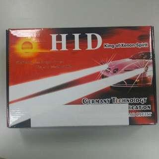 HID. 電燈