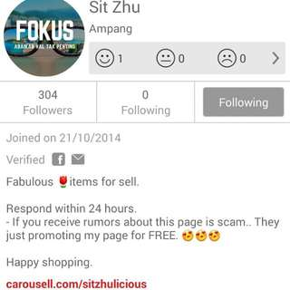HELP!!! Please Advice Whether This Seller Is Scammer Or She's  Been Busy To Reply Me?? PART 3 The Seller CONFIRMED CHEATER !!