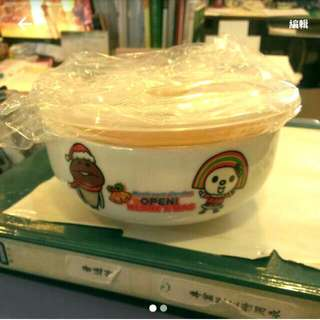 🔼OPEN醬陶瓷保險碗