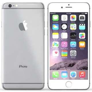 iPhone 6 Plus 64Gb Silver 10/10