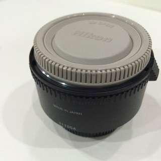 二手 Nikon 1.7X 加倍鏡(可面交)