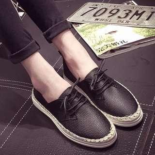 百搭草編漁夫鞋