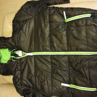 Authentic Superdry Puffer Jacket I Size