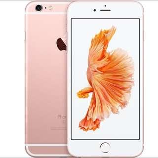 BNIB iPhone 6s Plus 64GB Rose Gold