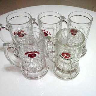 ANCHOR  DRAFT Glass Mug
