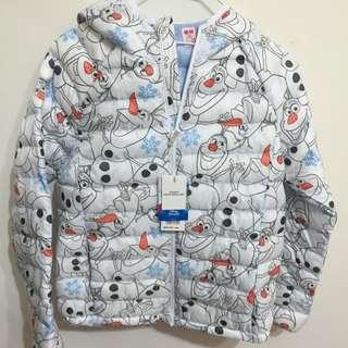 降價✨🙏🏻🙏🏻全新日本uniqlo帶回雪寶羽絨外套