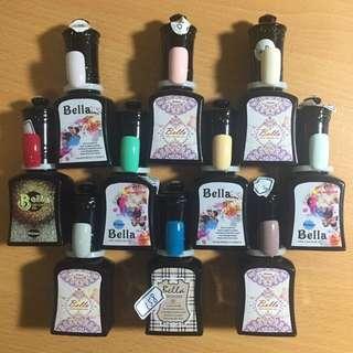 日本bella光療膠10罐組