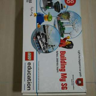SG 50 LEGO (Build in My SG) (RESERVED)