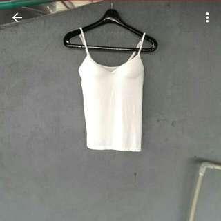 罩杯 白色 內搭