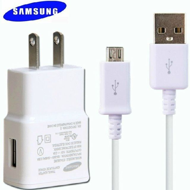 三星原廠2A旅充組(充電器+傳輸線) SAMSUNG原廠充電器 Micro USB 只要$299
