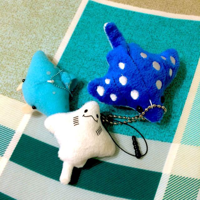 日本購回魚魚吊飾