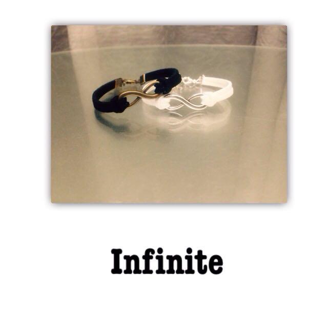 無限。手鍊