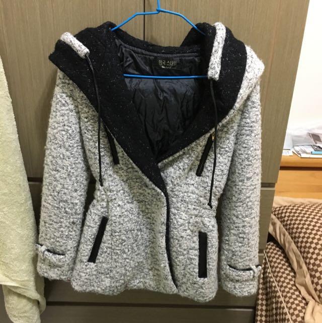 近全新 韓國 保暖外套 降!