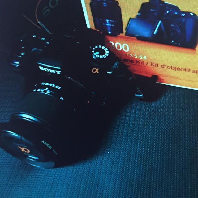 新力 Sony A300 18-70kit組
