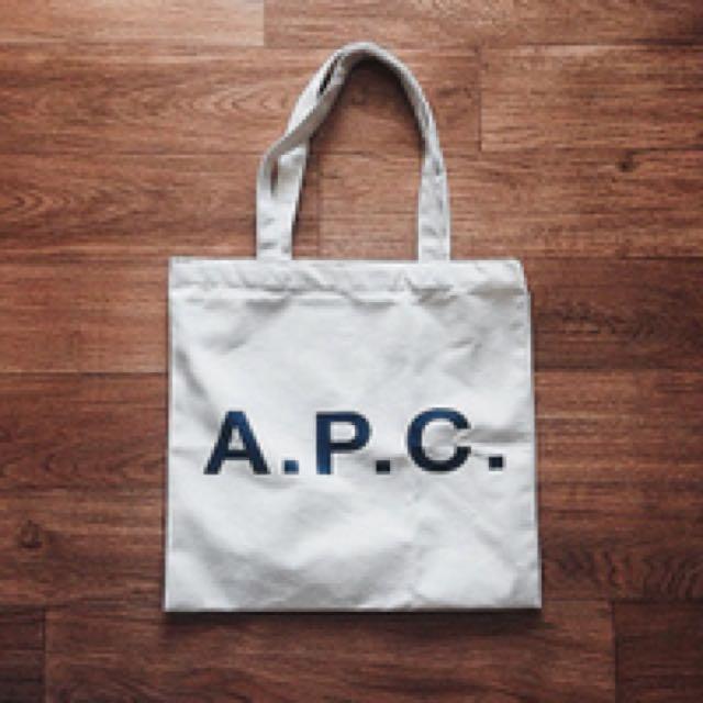 A.P.C.帆布袋