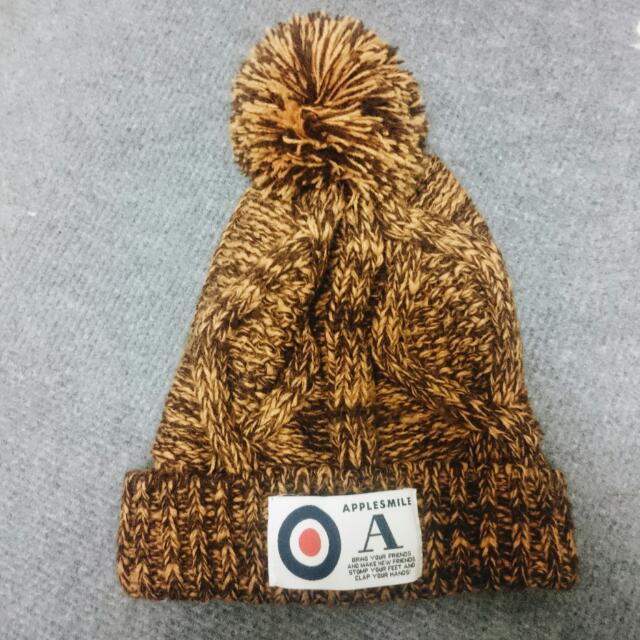 Applesmile毛帽