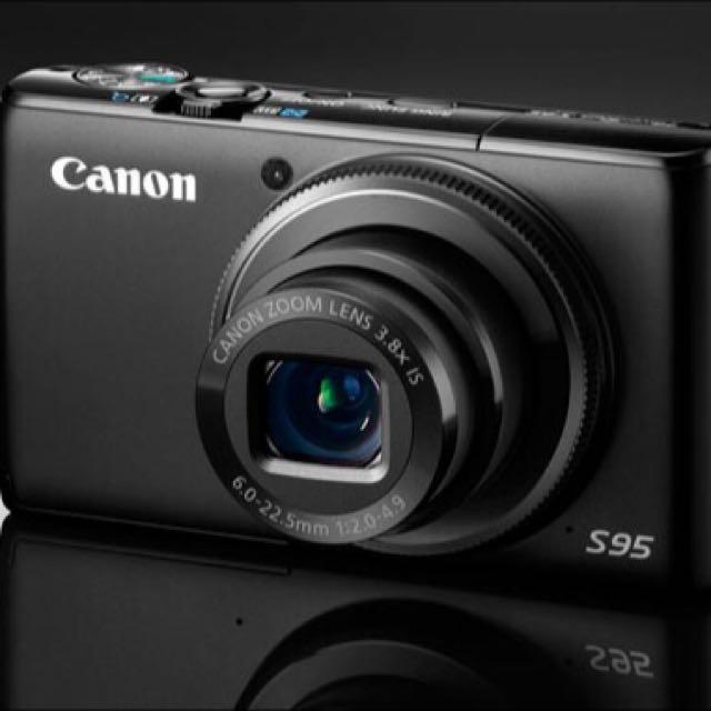 售!canon s95!