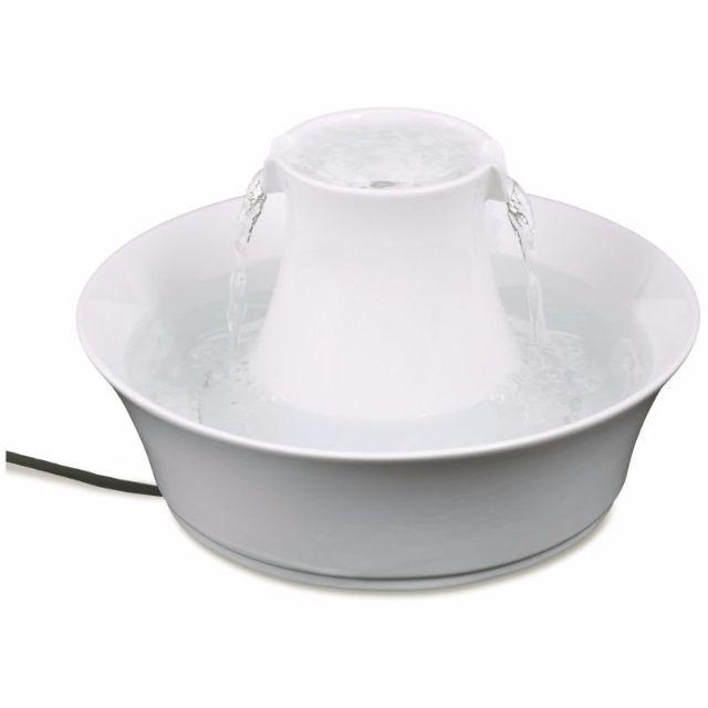 Drinkwell 好好喝 亞法隆陶瓷噴泉組 寵物自動飲水機 喝水器 2.07L