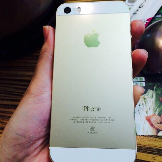 I Phone 5s 16g 金色