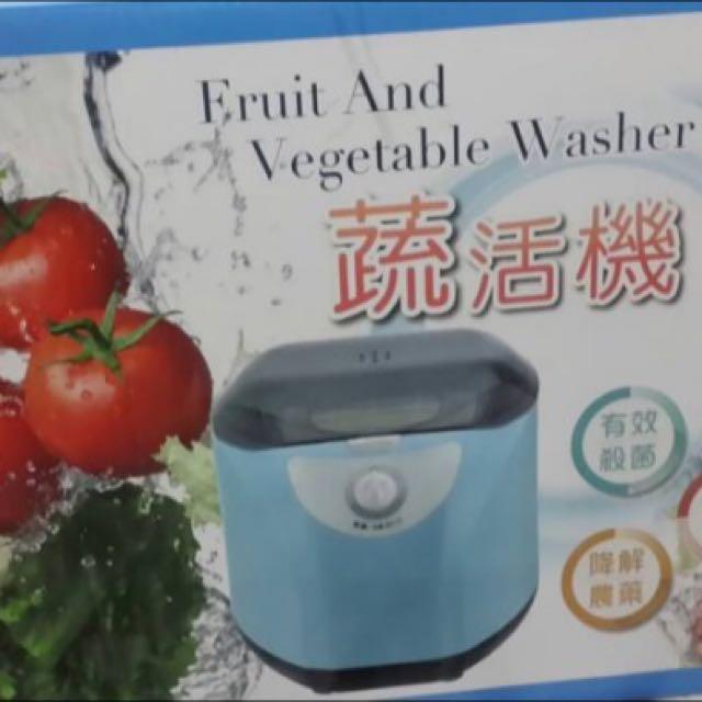 LA BELLE 蔬活淨化 洗菜機