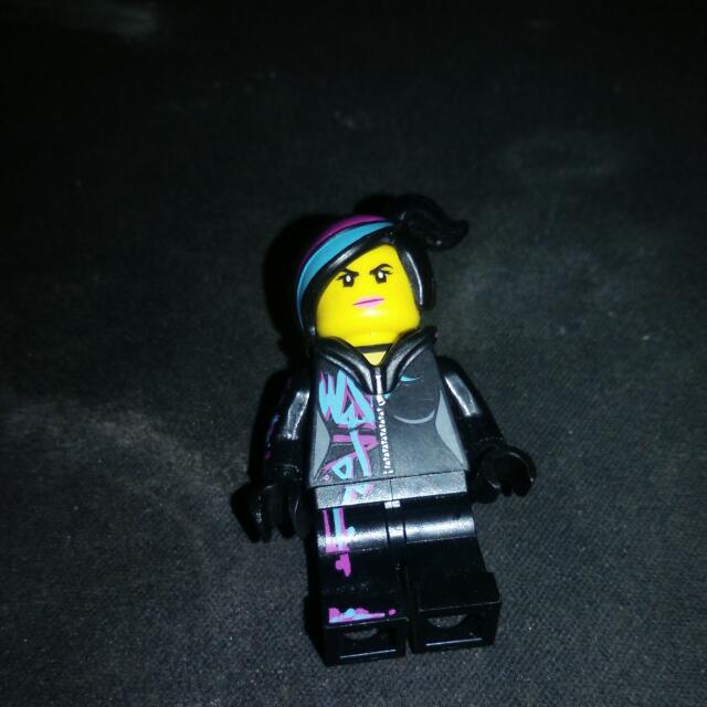 Lego Movie Wild Style