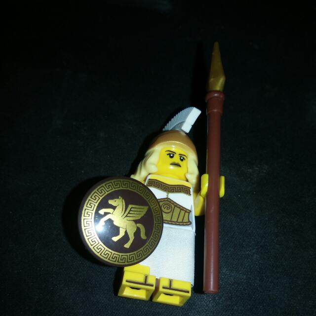 Lego Series 12 Battle Goddess