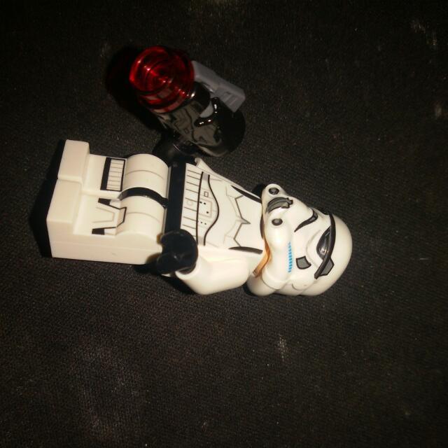 Lego Star Wars StromTroopers
