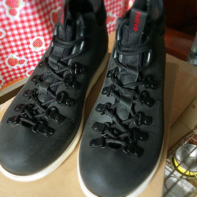 native防水靴