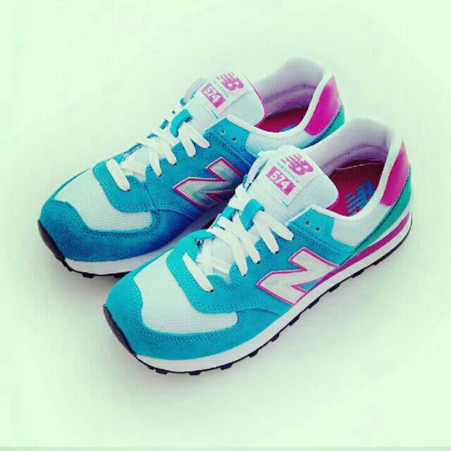 New Balance 574 運動慢跑鞋