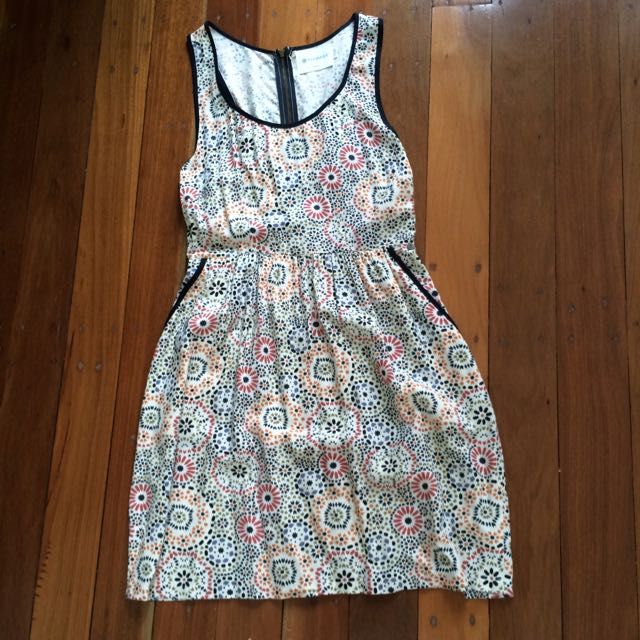 NEW Element Summer Dress Sz 8