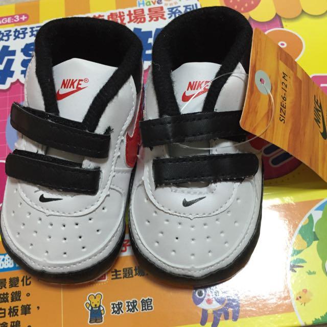 NIKE寶寶學步鞋