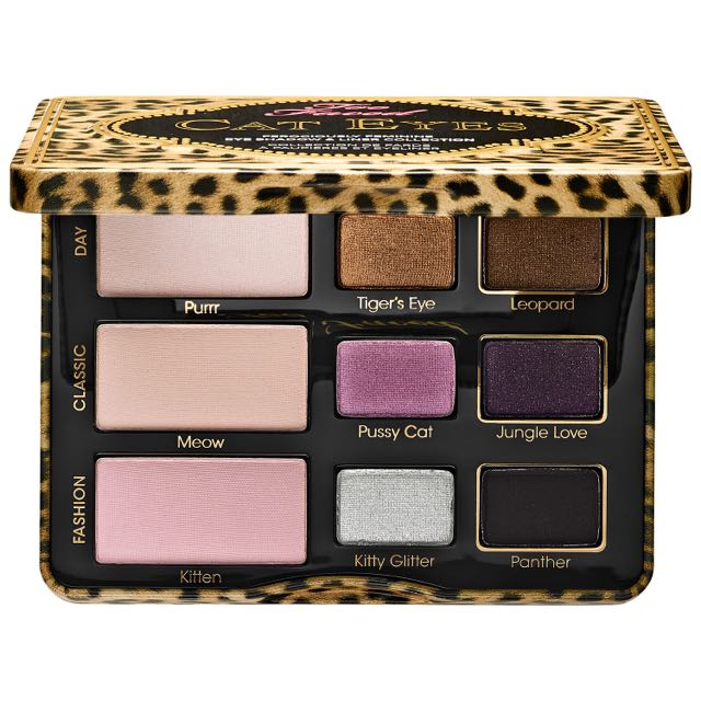 (RESERVED) Too Faced Cat Eye Palette