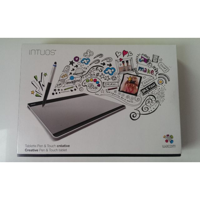 Wacom Intuos (Pen and Touch-Small size), Design & Craft on
