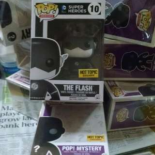 Hot Topic Funko Mystery Flash
