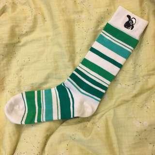 笑笑羊四分之三襪