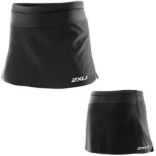 2xu Skirt With Compression shorts Underneath.