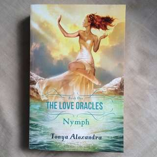 Book One The Love Oracles Nymph